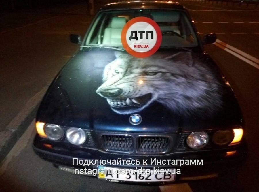 Пьяный киевлянин свалил вину в ДТП на воображаемого друга, фото-1