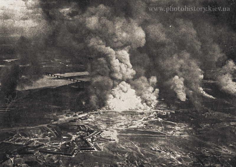 Взрывная волна от Ботсада до Институтской: история пожара на столичных артскладах (ФОТО), фото-3