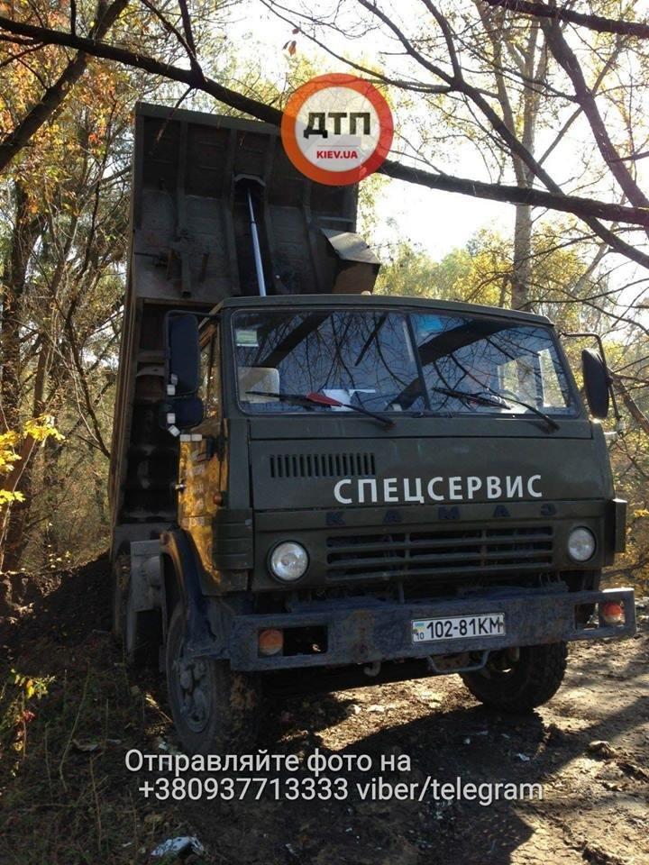 Сырецкий лесопарк в Киеве превращают в свалку (ФОТО), фото-3