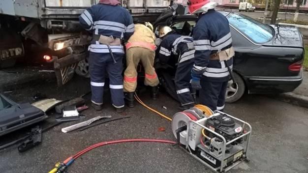 Смертельное ДТП на Заболотного: полиция начала производство (ФОТО), фото-2