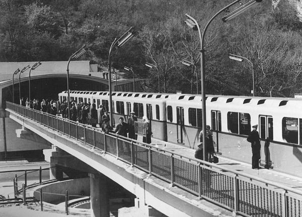 День в истории: первая линия Киевского метро (ФОТО), фото-9