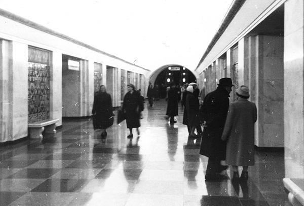 День в истории: первая линия Киевского метро (ФОТО), фото-14