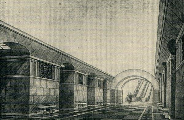 День в истории: первая линия Киевского метро (ФОТО), фото-3