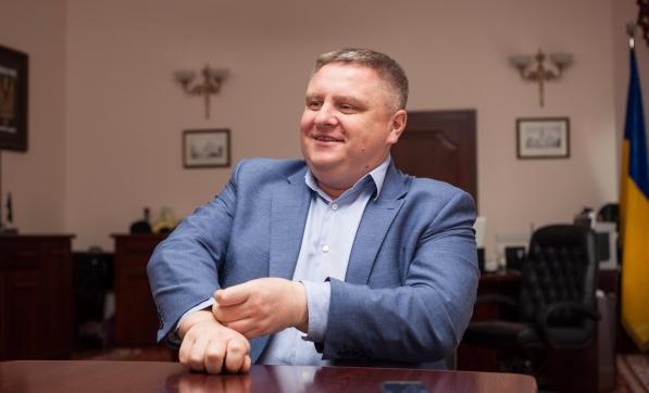 Глава полиции Киева Андрей Крищенко: О проверке машин, легализации оружия и самом криминогенном районе столицы, фото-1