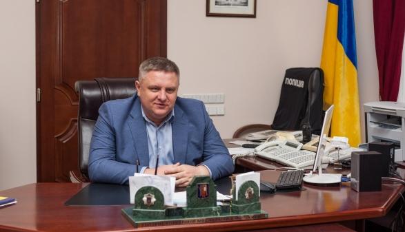 Глава полиции Киева Андрей Крищенко: О проверке машин, легализации оружия и самом криминогенном районе столицы, фото-3