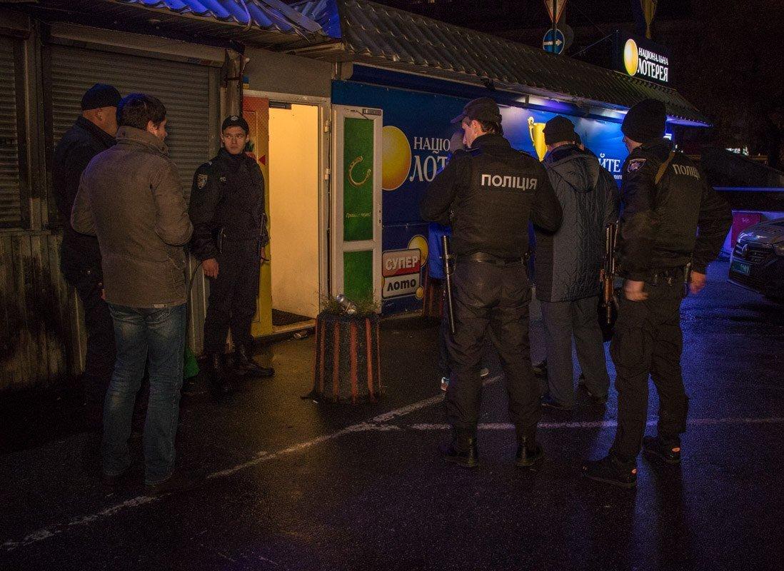 В Киеве на Нивках мужчину убили отверткой (ФОТО), фото-1