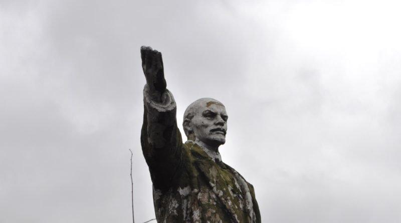 Остаться в живых: в Киеве обнаружили уцелевший памятник Ленину, фото-1