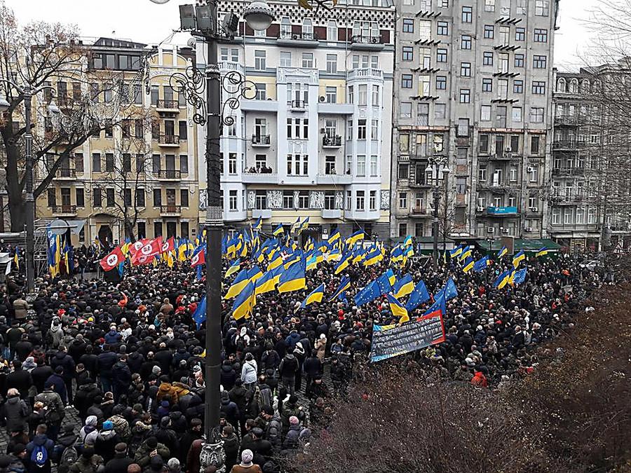 Окуева, футбол и застройщики: как иностранная пресса видит Киев, фото-3