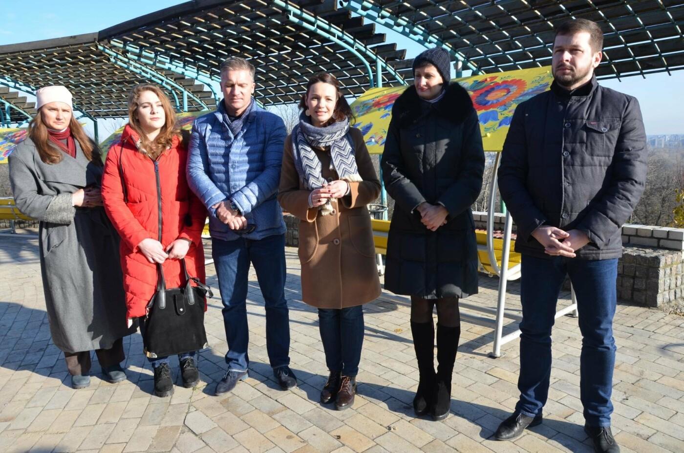 В Киеве появились необычные качели (ФОТО), фото-5
