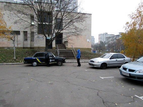 В Киеве задержали парня с гранатой и патронами (ФОТО), фото-1
