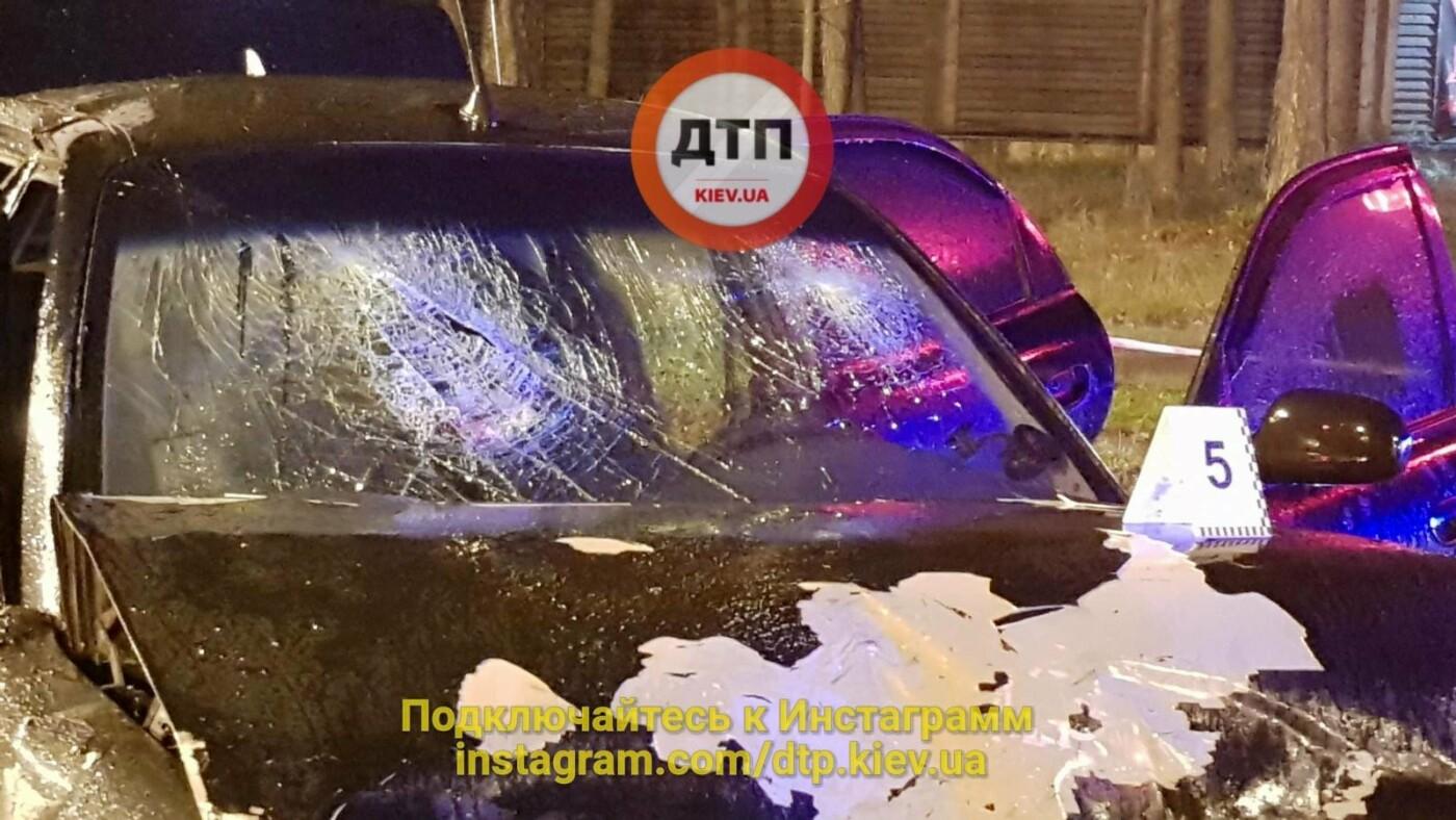 В Киеве в ДТП пострадало 6 человек (ФОТО), фото-1