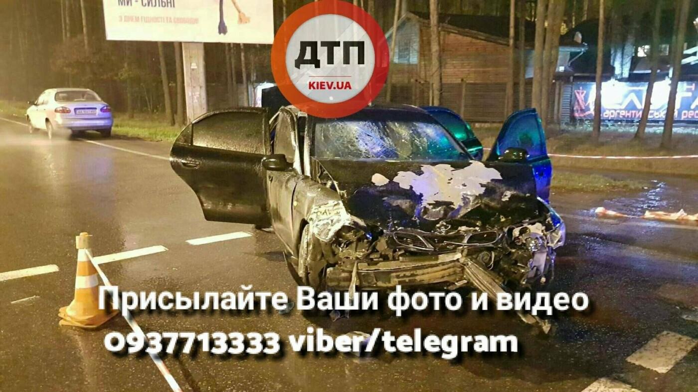 В Киеве в ДТП пострадало 6 человек (ФОТО), фото-4
