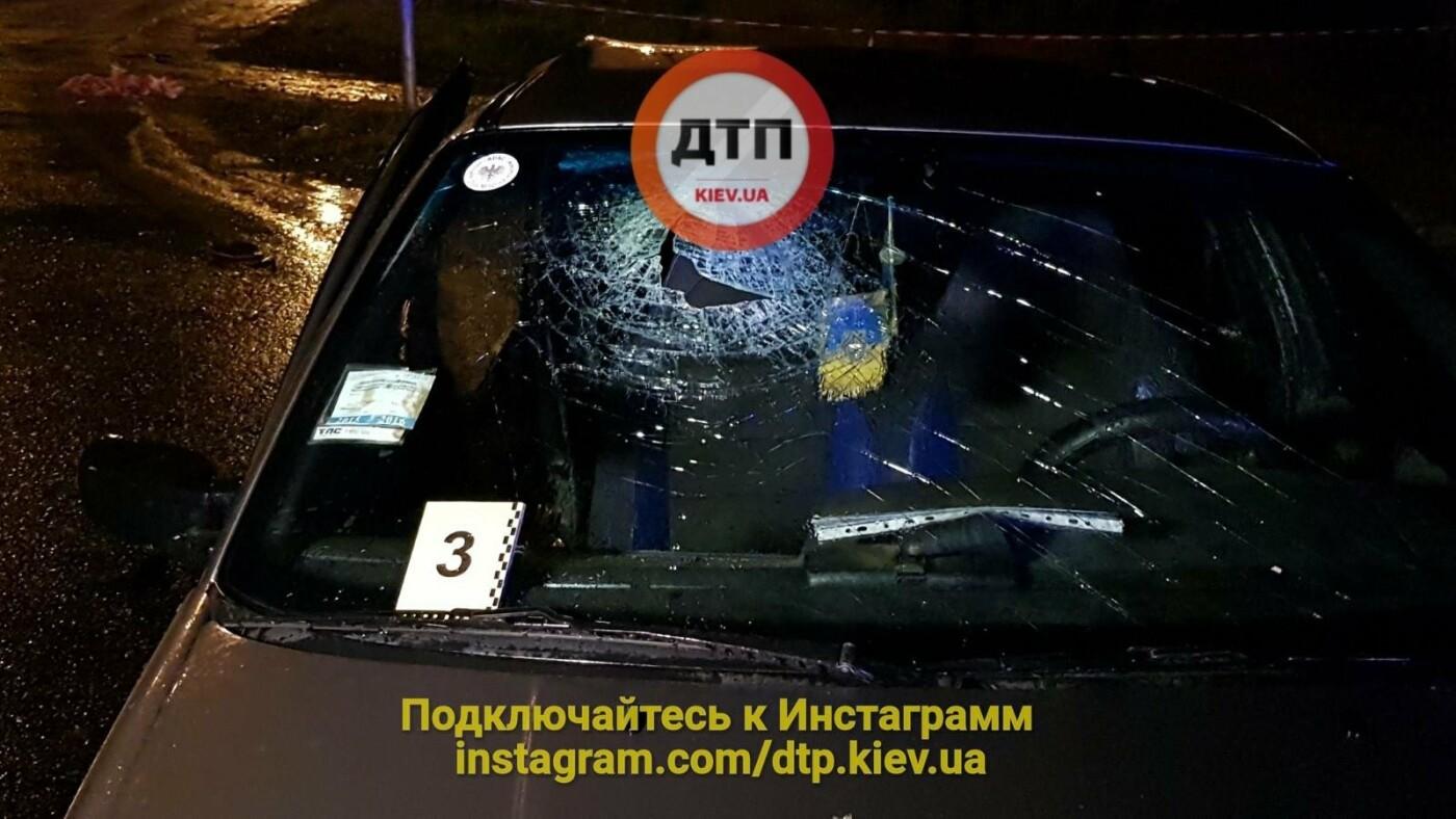 В Киеве в ДТП пострадало 6 человек (ФОТО), фото-2