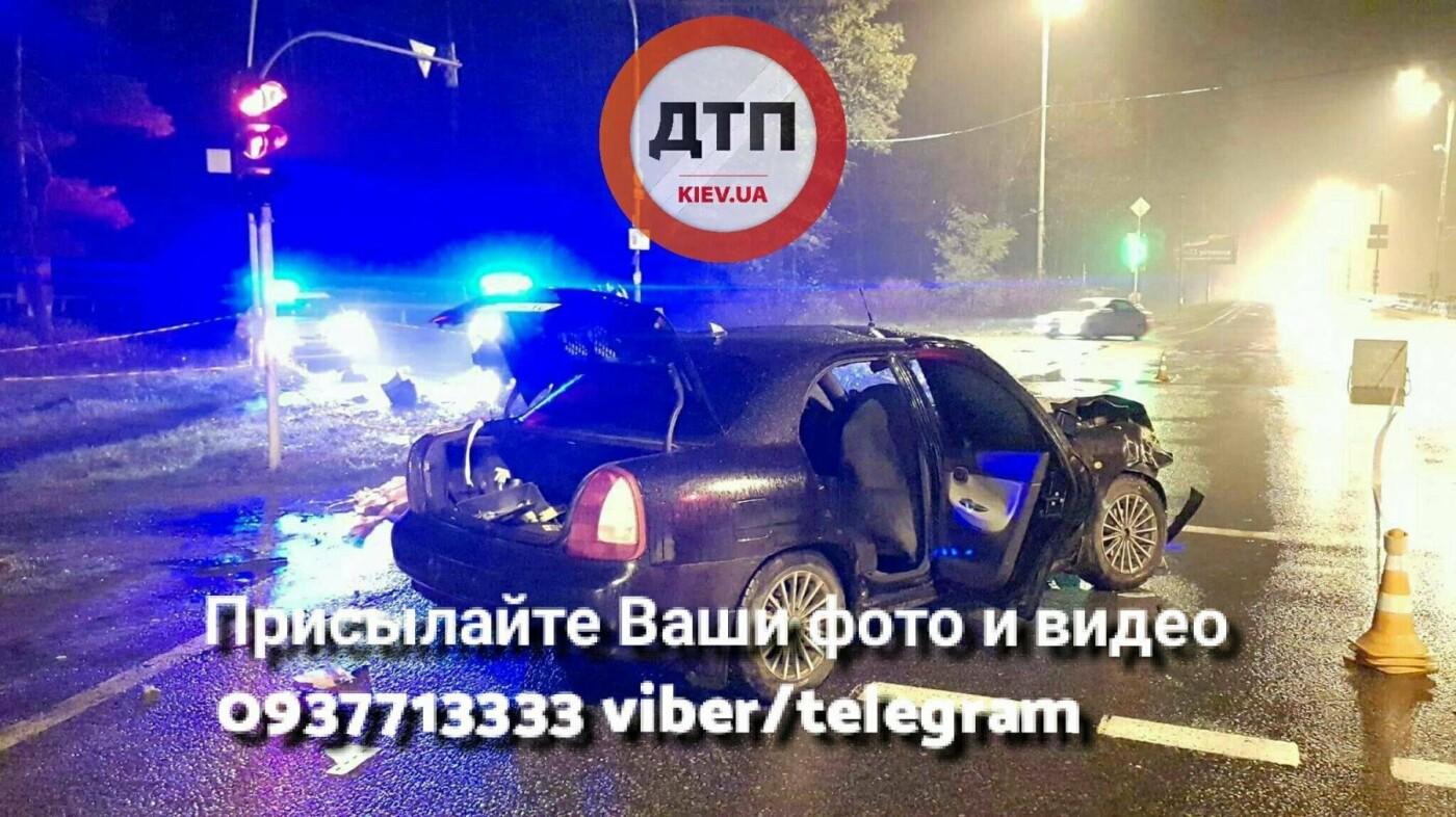 В Киеве в ДТП пострадало 6 человек (ФОТО), фото-5