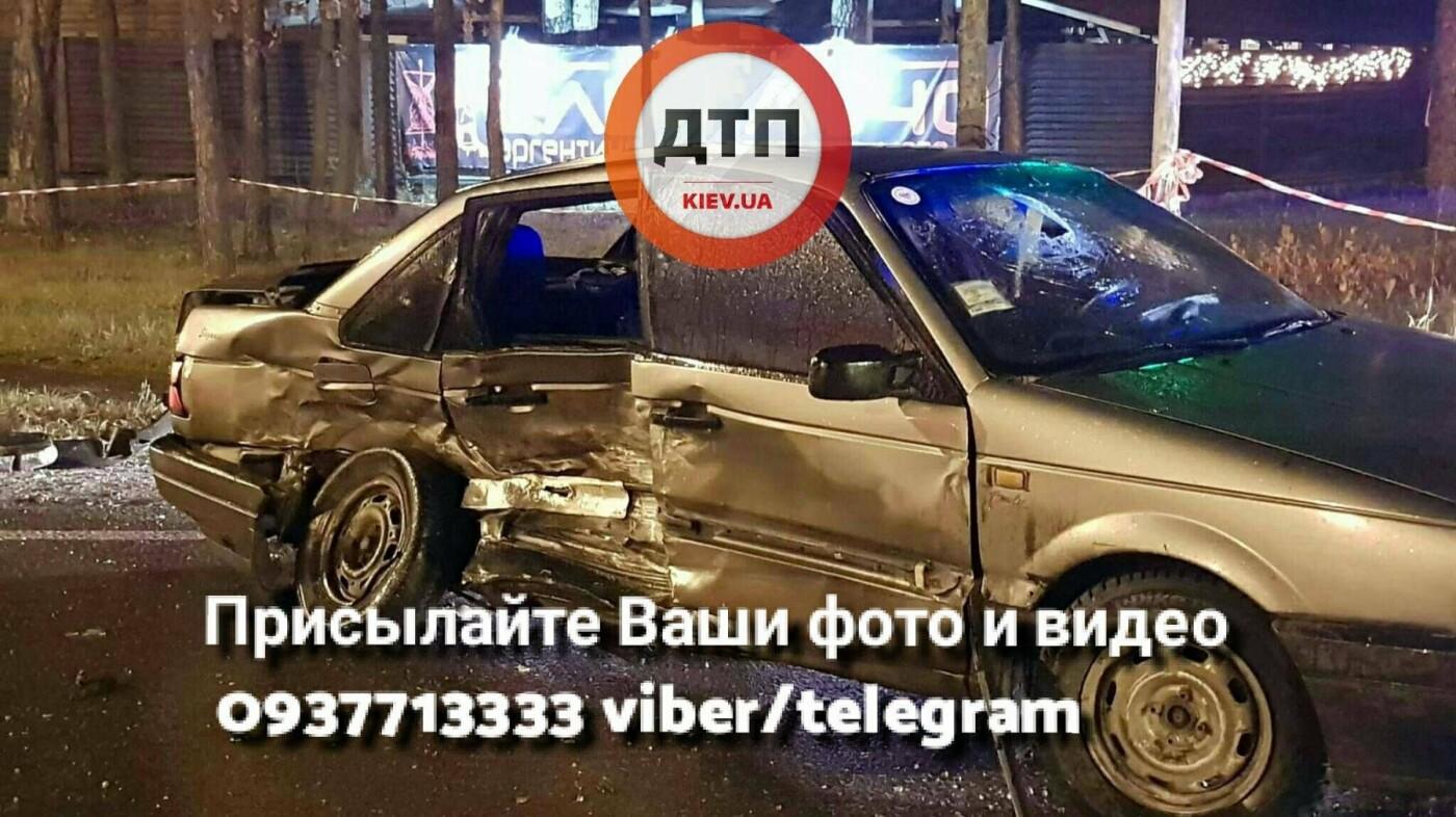 В Киеве в ДТП пострадало 6 человек (ФОТО), фото-6