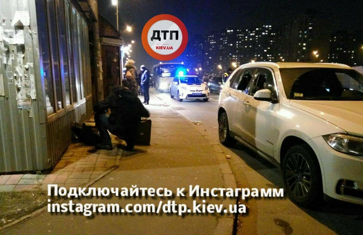 В Киеве со стрельбой ограбили валютчика (ФОТО), фото-2