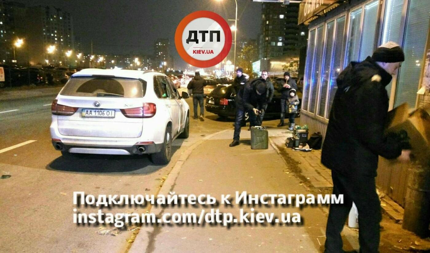 В Киеве со стрельбой ограбили валютчика (ФОТО), фото-1