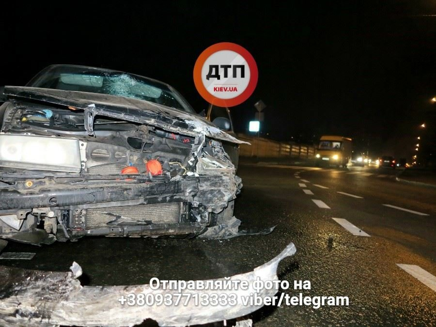 В Киеве в ДТП пострадало 5 человек (ФОТО), фото-1