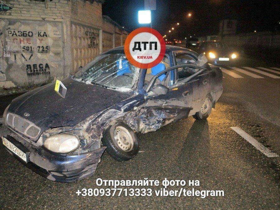 В Киеве в ДТП пострадало 5 человек (ФОТО), фото-4