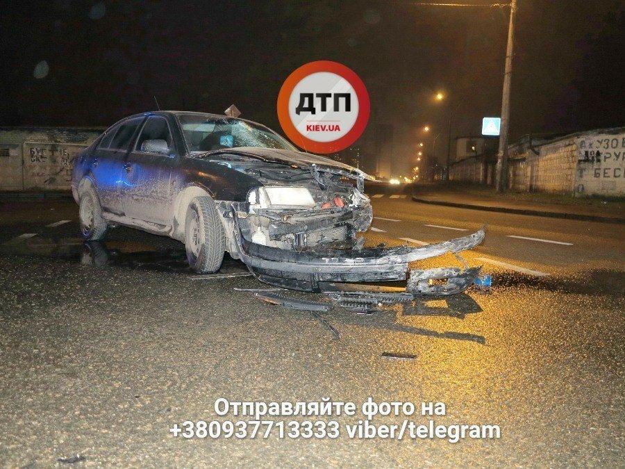 В Киеве в ДТП пострадало 5 человек (ФОТО), фото-3