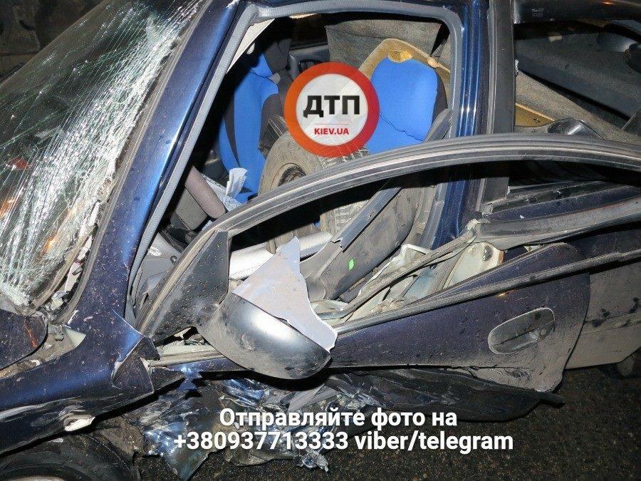 В Киеве в ДТП пострадало 5 человек (ФОТО), фото-5