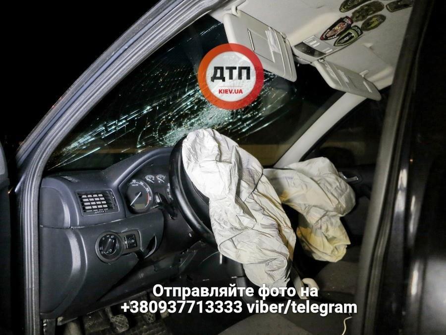 В Киеве в ДТП пострадало 5 человек (ФОТО), фото-2