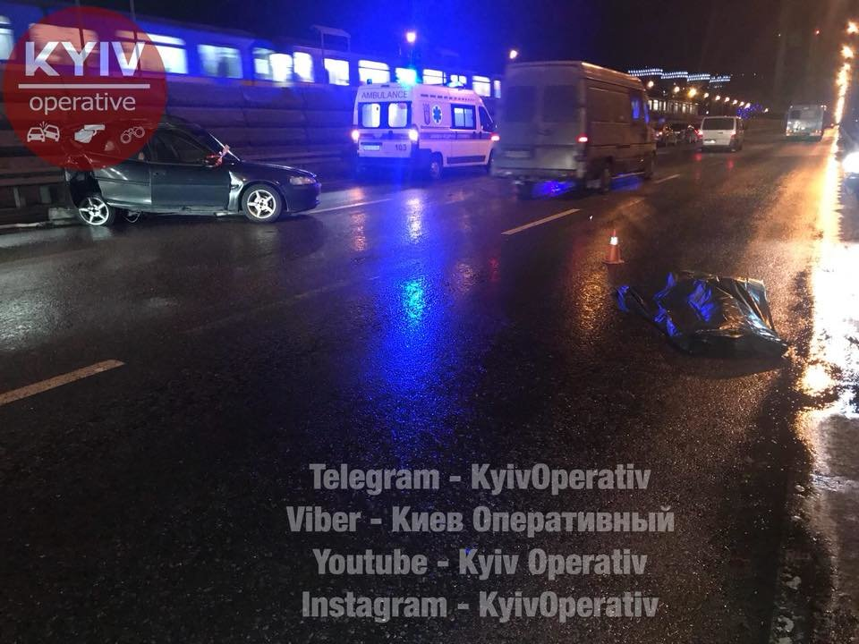 Смертельное ДТП на Южном мосту: авто отбросило на 30 метров (ФОТО), фото-5