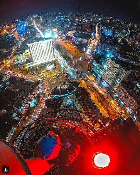 Киев свысока: 9 потрясающих фотографий, фото-1