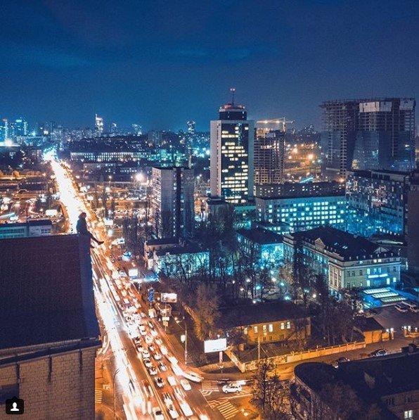 Киев свысока: 9 потрясающих фотографий, фото-3