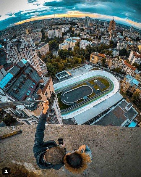 Киев свысока: 9 потрясающих фотографий, фото-6