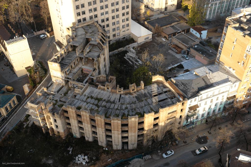 ТОП-7 недостроев Киева, которые могли бы изменить столицу, фото-3