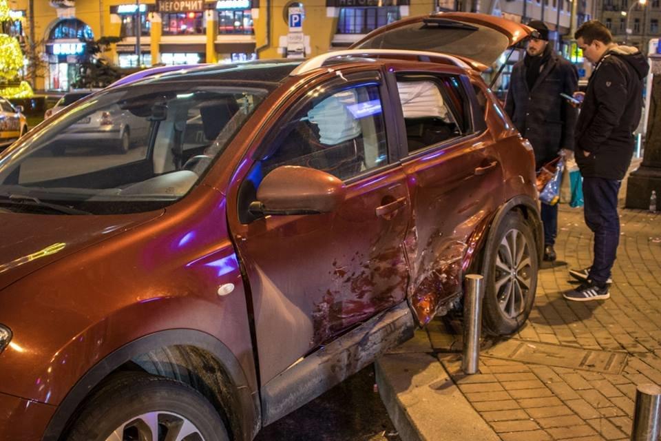 В Киеве в ДТП пострадали 9-летний ребенок и беременная (ФОТО), фото-1