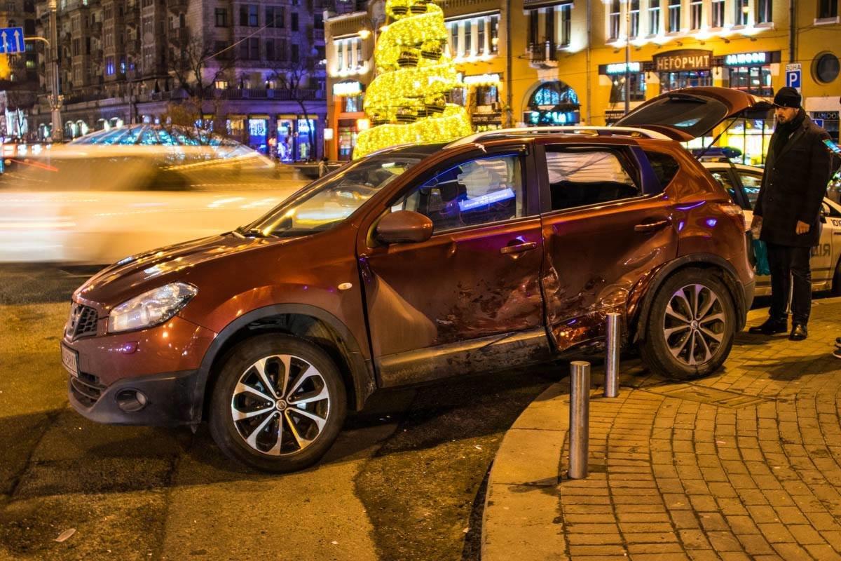 В Киеве в ДТП пострадали 9-летний ребенок и беременная (ФОТО), фото-4