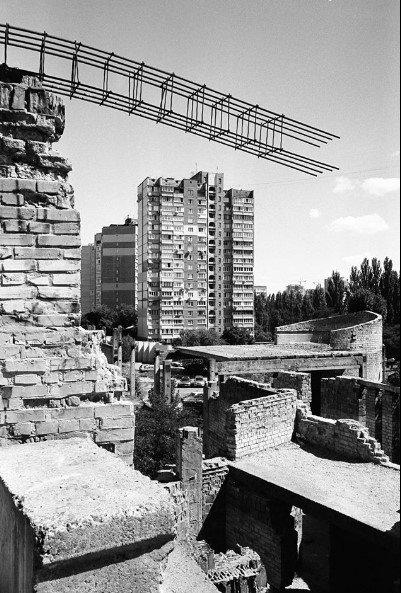 Безысходность на Виноградаре: 6 киевских фото, фото-3
