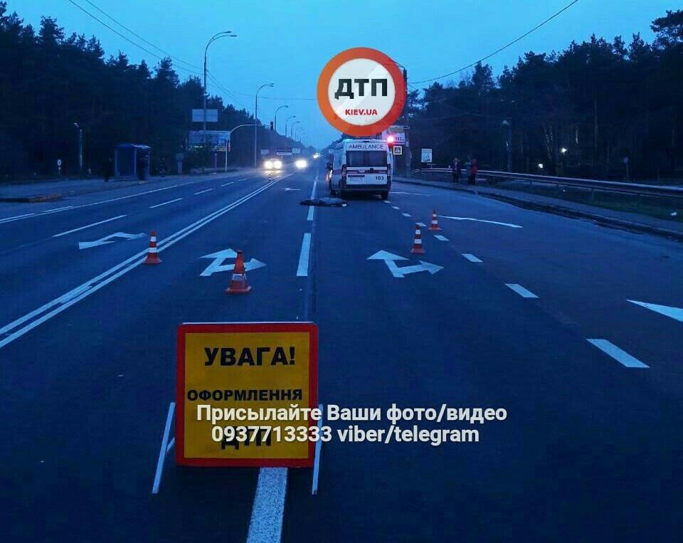 Под Киевом водитель насмерть сбил женщину и скрылся с места ДТП (ФОТО), фото-3