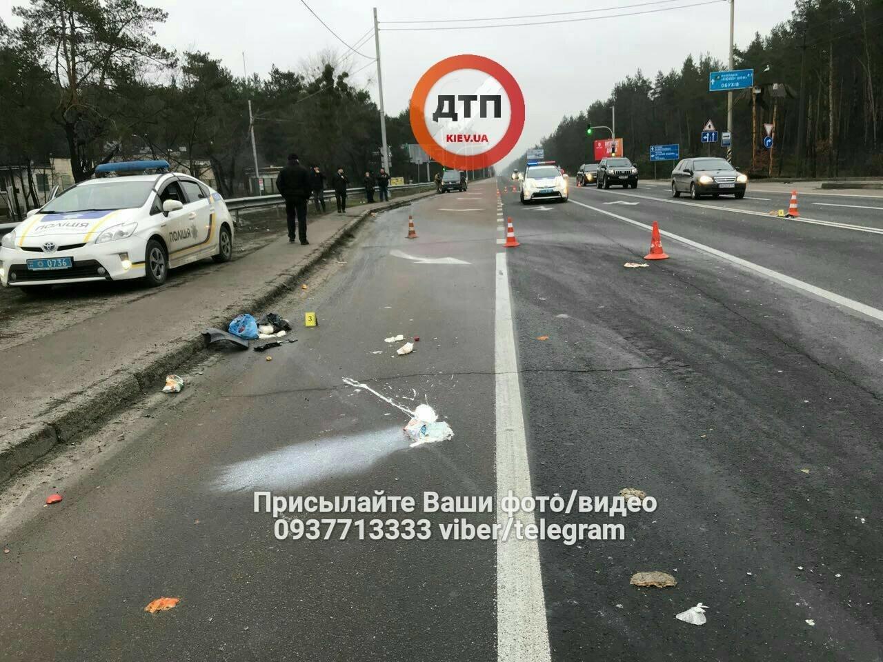 Под Киевом водитель насмерть сбил женщину и скрылся с места ДТП (ФОТО), фото-4