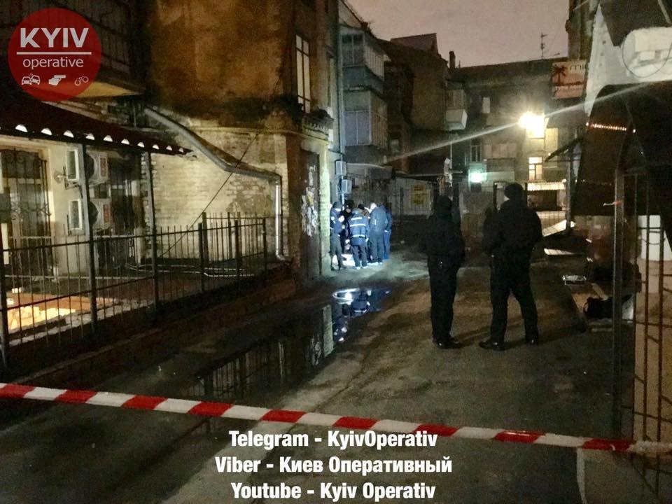На Подоле произошло кровавое убийство (ФОТО), фото-4