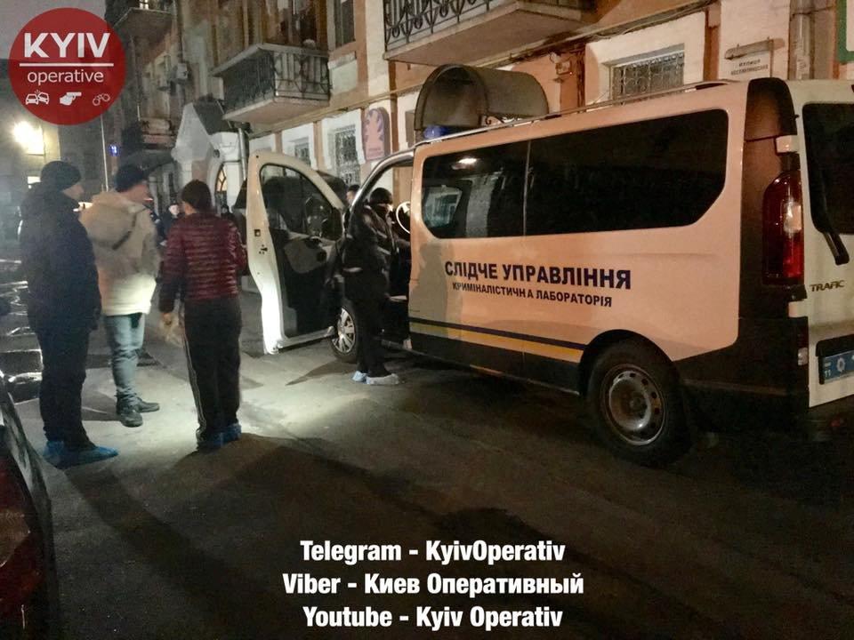 На Подоле произошло кровавое убийство (ФОТО), фото-2
