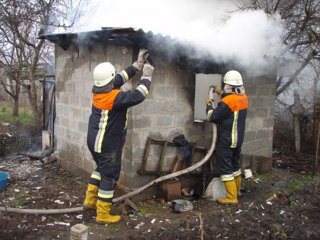Под Киевом во время пожара погиб мужчина (ФОТО), фото-2
