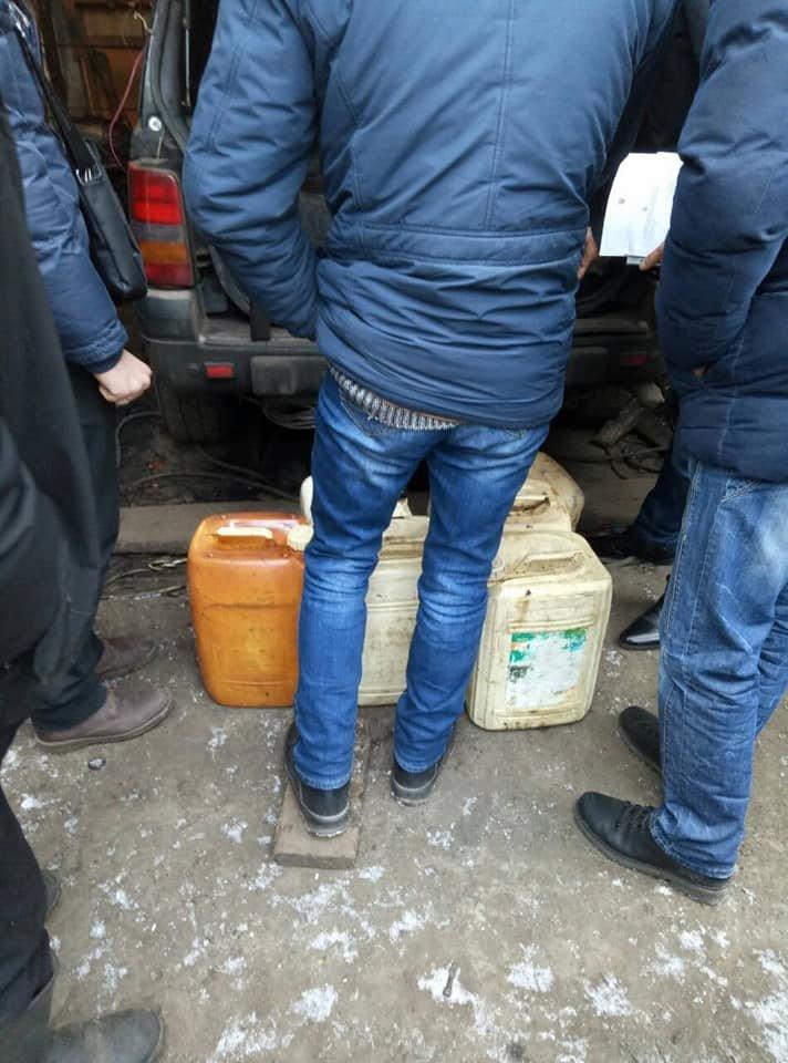 Киевлянин обесточил поселки в 5 районах области, фото-1