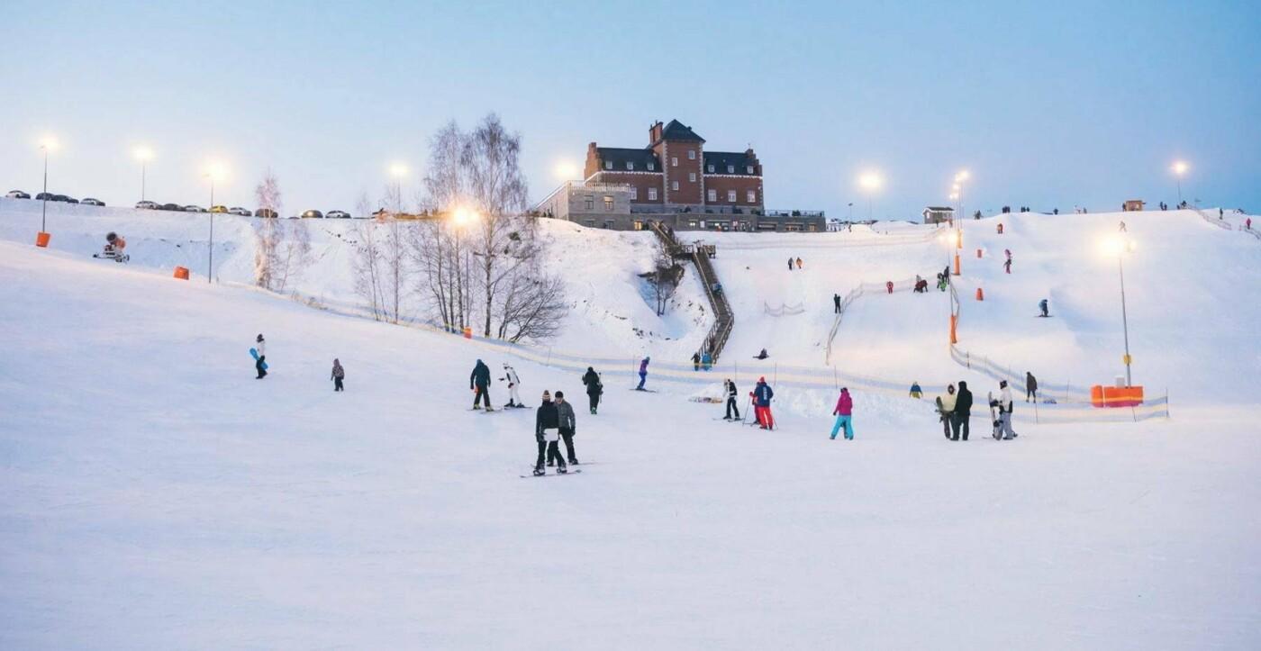 Где покататься на лыжах в Киеве: лучшие лыжные горки сезона , фото-3