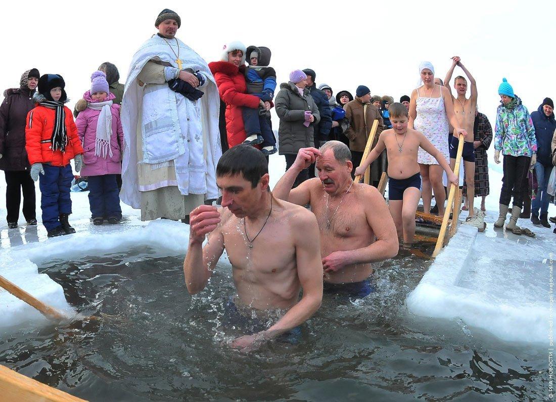 Крещение в Киеве: в каких прорубях можно искупаться, фото-5