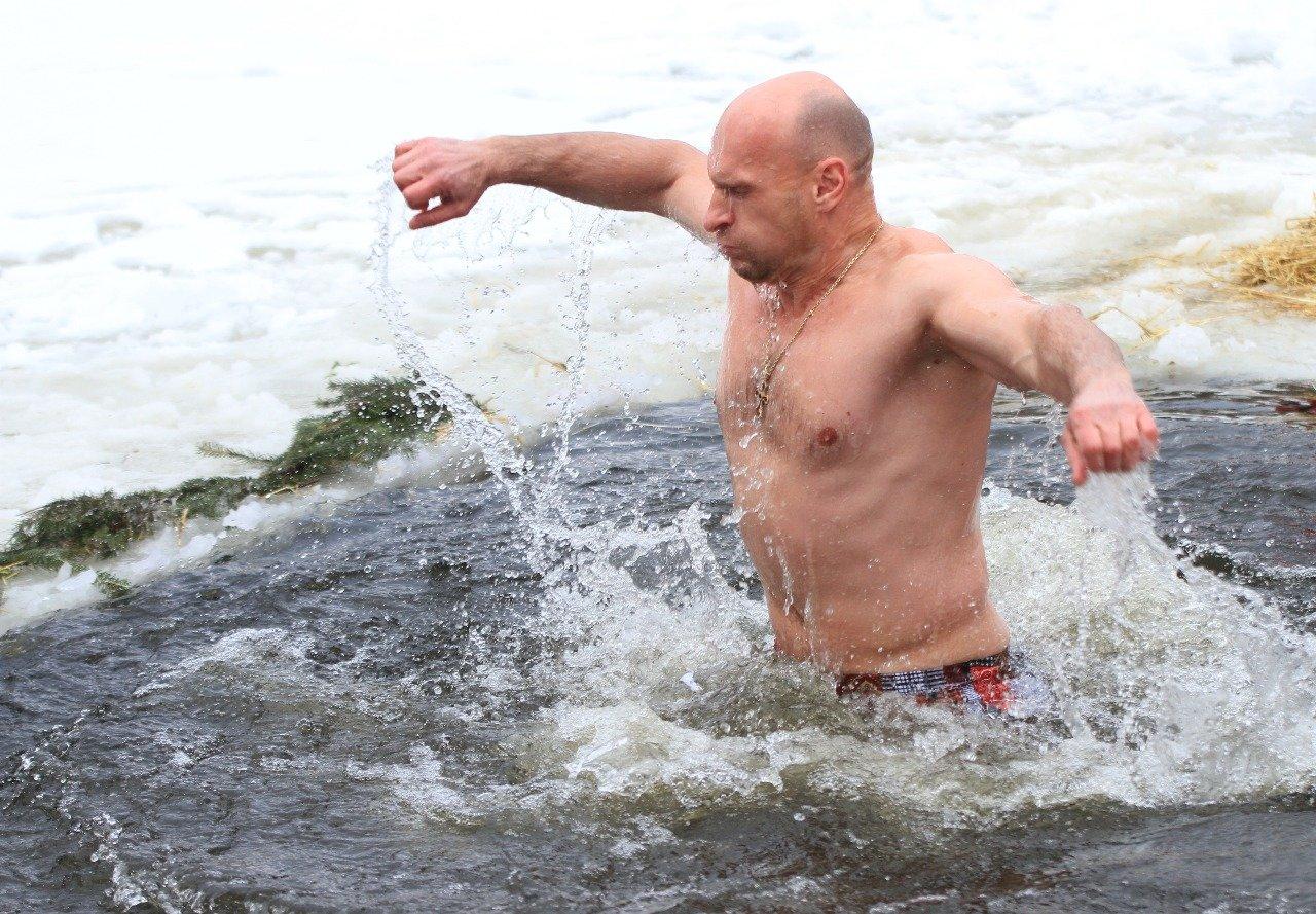 Крещение в Киеве: в каких прорубях можно искупаться, фото-9