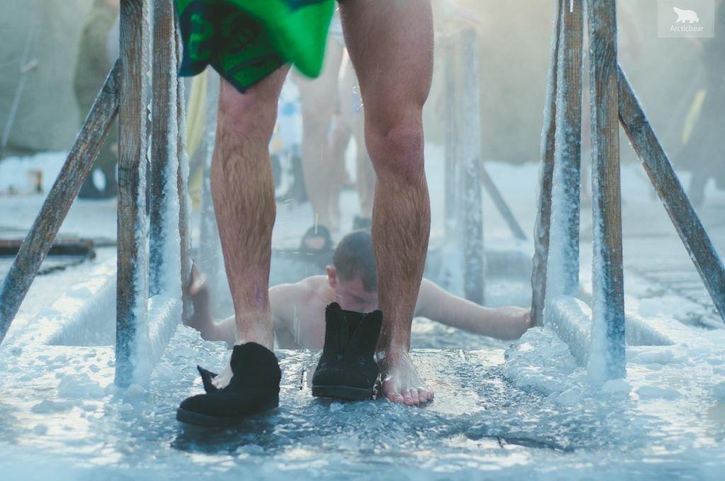 Крещение в Киеве: в каких прорубях можно искупаться, фото-10