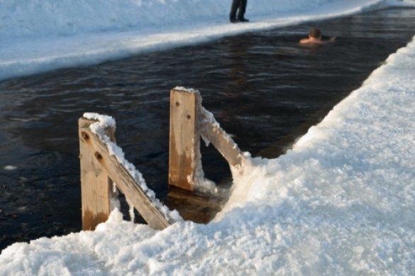 Крещение в Киеве: в каких прорубях можно искупаться, фото-3