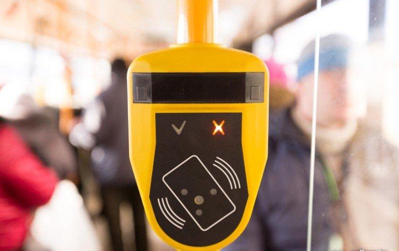 Систему электронного билета в киевском транспорте внедрят до конца года, фото-1