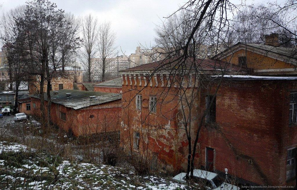 Наследие в огне: в Киеве горят исторические здания, фото-3