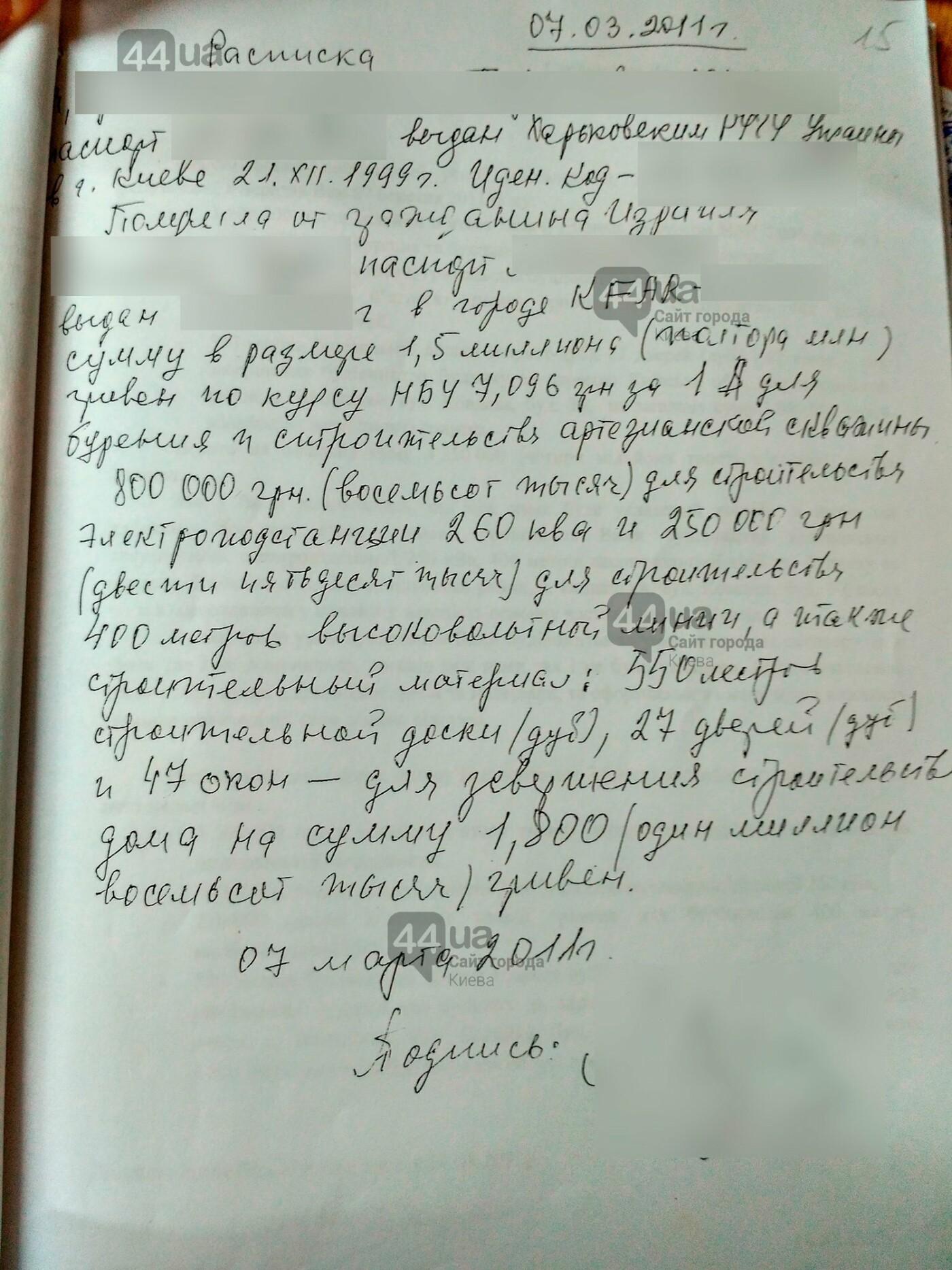 Медицинское рейдерство: под Киевом «отжимают» дом, фото-2