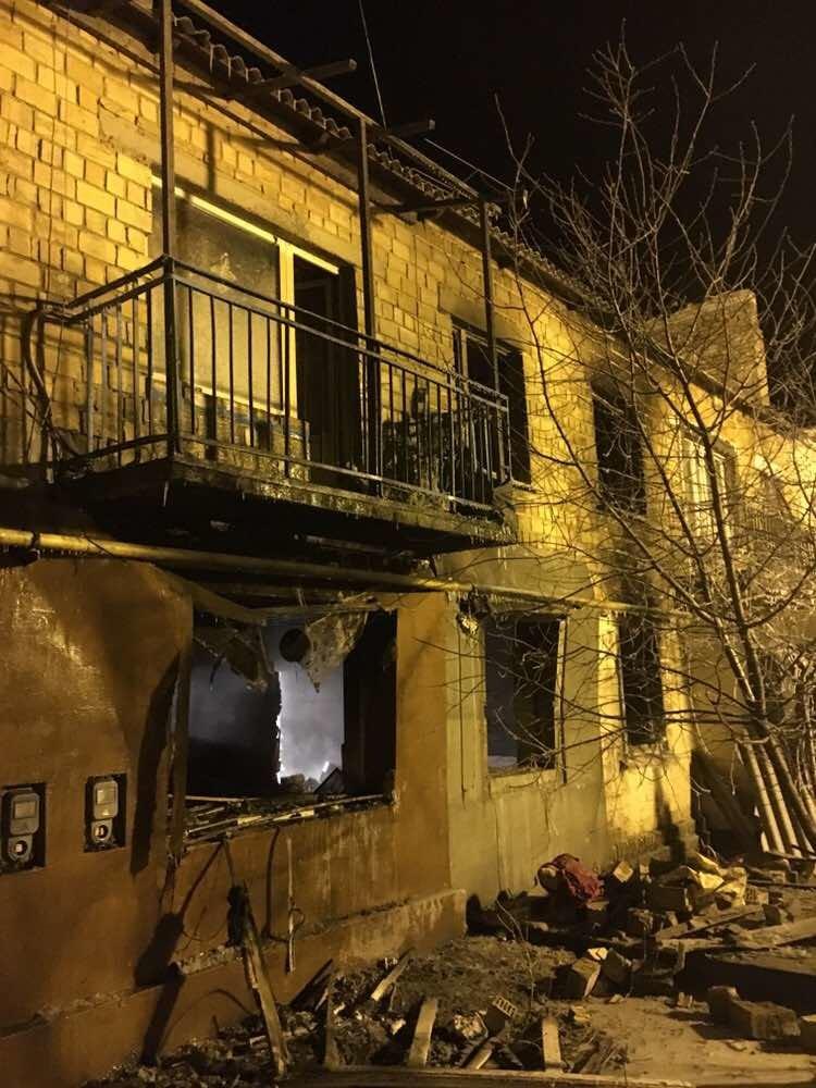 В жилом доме под Киевом произошел взрыв, есть погибший (ФОТО), фото-1