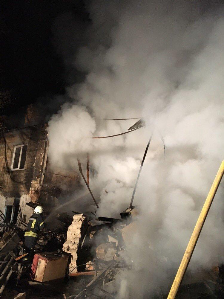 В жилом доме под Киевом произошел взрыв, есть погибший (ФОТО), фото-2